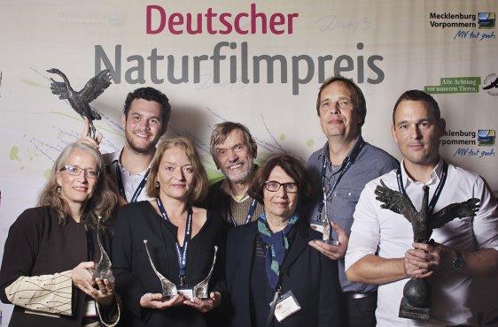 Die Preisträger 2015 - Bildautor: Ludwig Nikulski