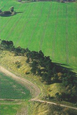 Nordende des NSG von Nordosten (Bild mit freundlicher Genehmigung © Demmler Verlag)