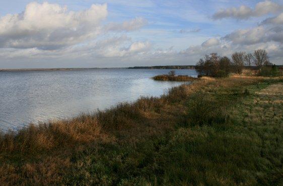 Neuwarper See/Jezioro Nowowarpieńskie - Europäisches Naturschutzgebiet (FFH-Gebiet) in Deutschland und Polen
