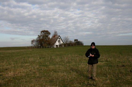 Naturschutzstation auf dem Großen Schwerin