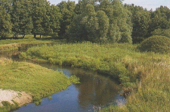 Talausschnitt im Unterlauf (Bild mit freundlicher Genehmigung © Demmler Verlag)